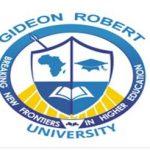 Gideon Robert University
